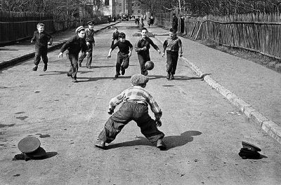 Fútbol Callejero. Fútbol en la Calle