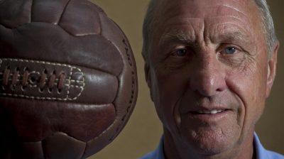 Johan Cruyff Lo Mejor Del Creador Del Fútbol Moderno Genio