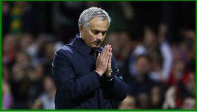 Mourinho rezando
