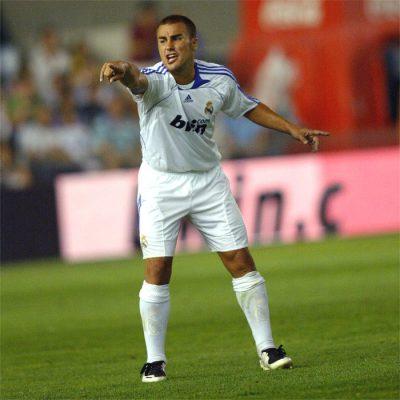 Fabio Cannavaro. Real Madrid