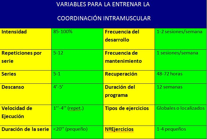 COORDINACION INTRAMUSCULAR PDF DOWNLOAD