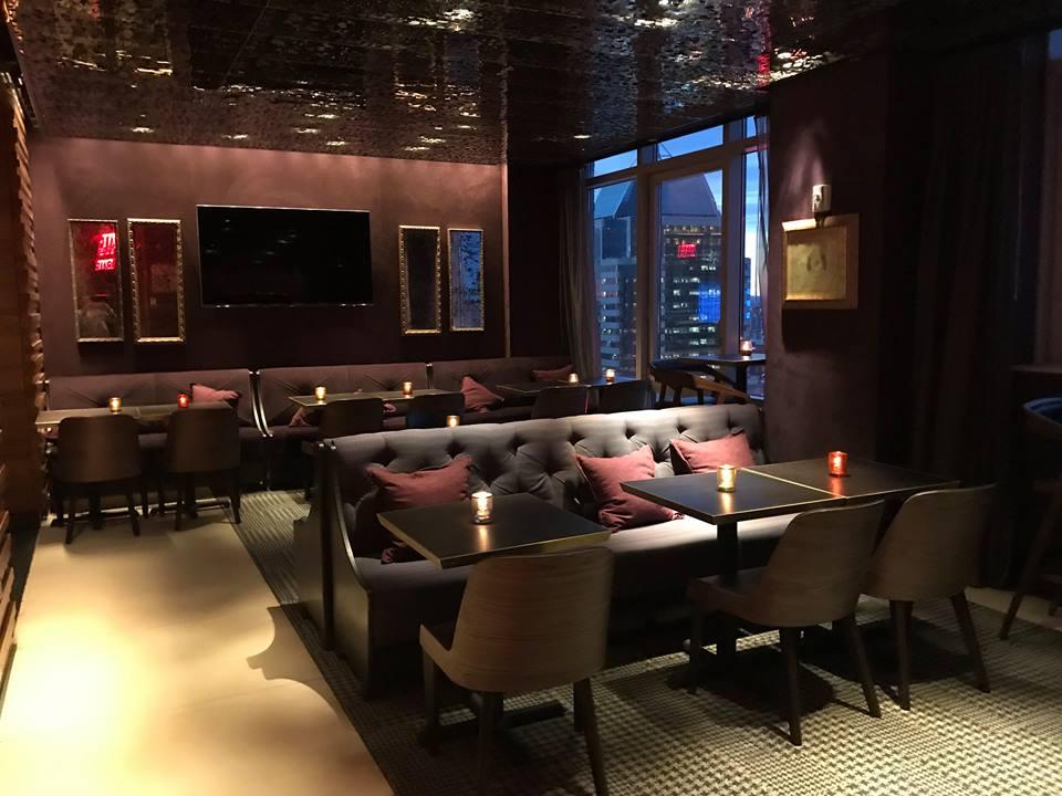 Bar 54. Terraza más alta de Manhattan