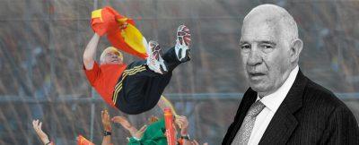 Luis Aragonés. Mejores momentos de las charlas preparatorias de los partidos de la Eurocopa 2008
