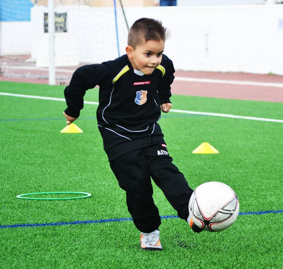 Entrenamiento Analítico en Fútbol. Tiro a portería. Pedagogía Analítica y Teoría Asociacionista.