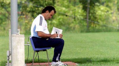 Marcelo Bielsa en el Athletic Bilbao. Así entrena la presión alta ante la fase de iniciación adversaria