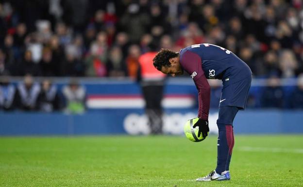 Neymar Penalti PSG