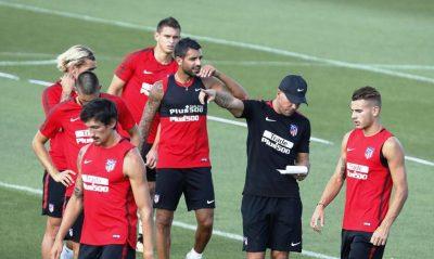 Cholo Simeone. Colección de ejercicios de entrenamiento como entrenador del Atlético de Madrid
