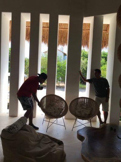 Charlie Montoya. Sesión de fotos en Cancún, Playa del Carmen y Isla Holbox