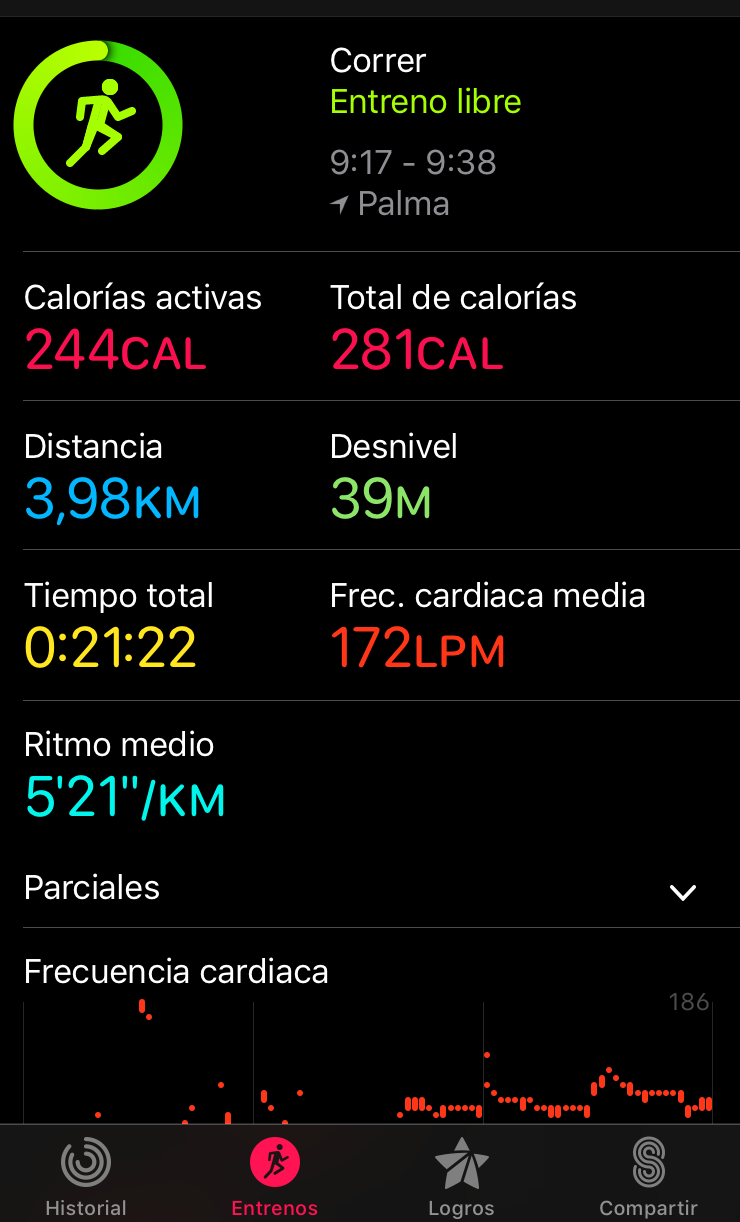 Reloj Deportivo iWatch de Apple. Datos generales.