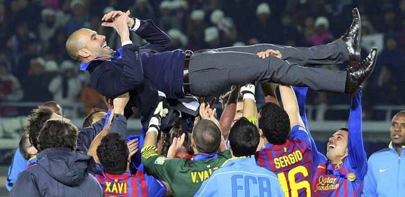 Pep Guardiola. Líder y liderazgo