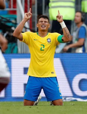 Thiago Silva. Niveles de Eficacia Defensiva Individual ante Ataque Directo. www.tonimatasbarcelo.com