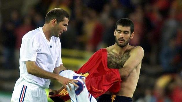 Pep Guardiola y Zinedine Zidane. Planteamiento Táctico. Real Madrid Manchester City