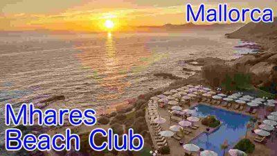 Mhares Sea Club. Beach Club con los mejores sunsets de Mallorca