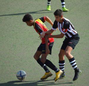 La importancia de la Intensidad en los ejercicios de entrenamiento del fútbol.