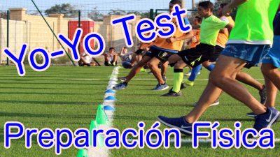 Yo-Yo Test de Jens Bangsbo. Test para la Valoración de la Resistencia en deportes de equipo